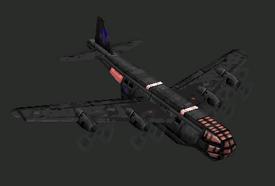 Company Cargo Plane