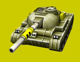 SBT Battlemaster Tank