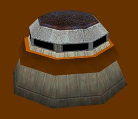 MEA Combat Bunker
