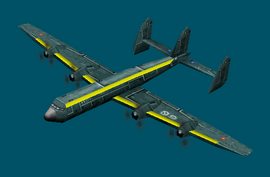 New Andes C-121 Galaxy
