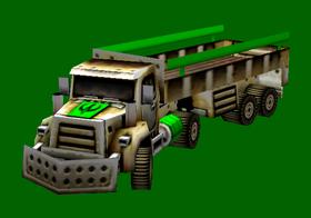 GLRF Convoy Truck
