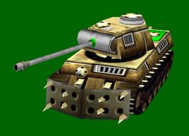 Separatist Panther Tank