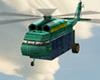 Andes Skycrane Icon