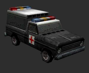 Company Mule Ambulance
