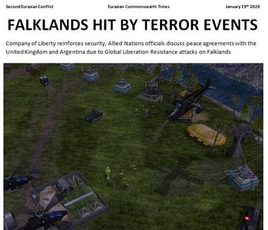 Article CoL Falklands