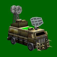 GLRF Radar Van Salvage