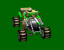 GLRF Bandit Buggy Upgraded
