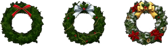 The Blessing of Light Wreaths