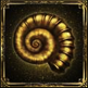 Gold Fossil