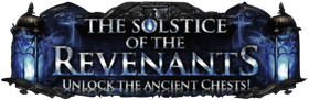 The Solstice of the Revenants Main Banner