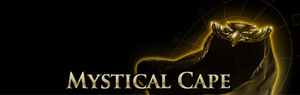 Mystical Cape Page Banner