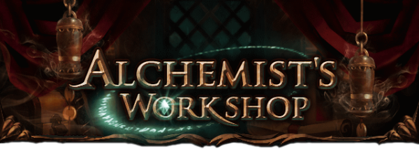 Alchemist's Workshop page