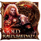 Gold Raid Medal Allocer