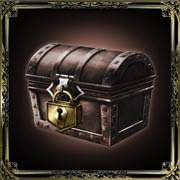 Metal Chest Bordered
