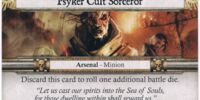 Psyker Cult Sorceror