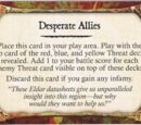 Desperate Allies (X2)
