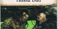 Honour Duel