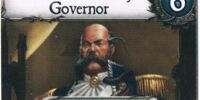 Tainted Planetary Governor