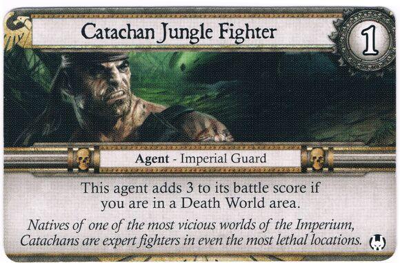 Catachan Jungle Fighter