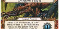 Ovipositor Tongue