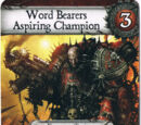Word Bearers Aspiring Champion