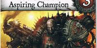 Word Bearers Aspiring Champion