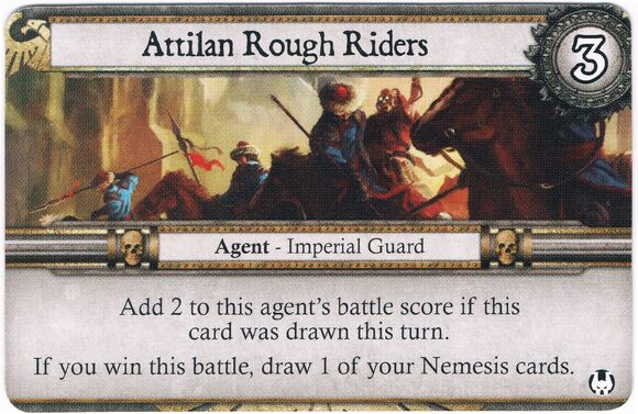 Attilan Rough Riders