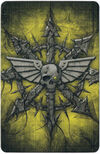 Yellow Threat Card