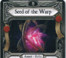Seed of the Warp