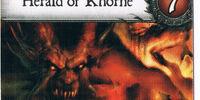 Herald of Khorne