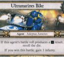 Ultramarines Bike