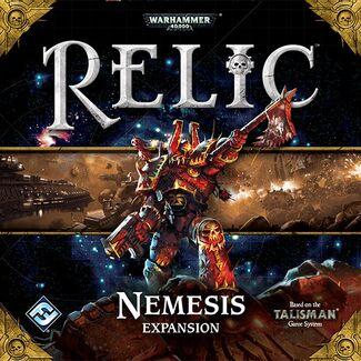 Nemesis Box Art