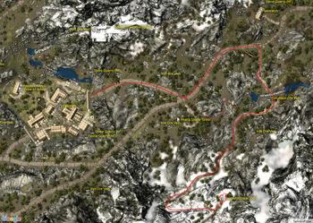 Ancestor Glade Route