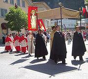Liechtenstein Corpus Christi