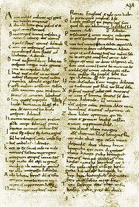 Carmina Cantabrigiensia Manuscr-C-fol436v