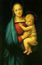 Raphael - Madonna dell Granduca