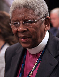 Archbishop Winston Njongonkulu Ndungane