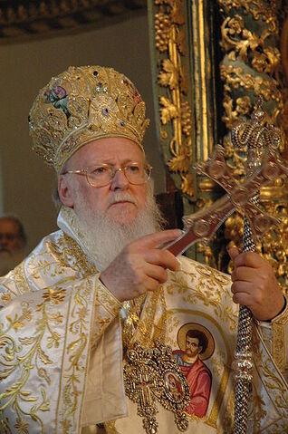 File:EcumenicalPatriarchBartholomewI.jpg