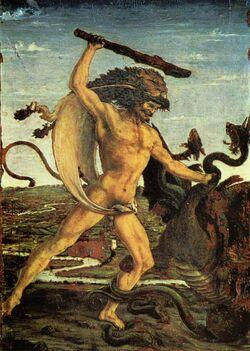 HerculesAndHydra