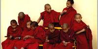 Monk/Vaishnava monks