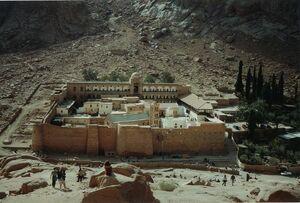 Sinai Monastery