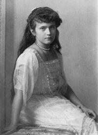 Grand Duchess Anastasia Nikolaevna