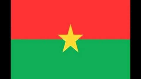 National Anthem of Burkina Faso (Vocal)
