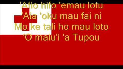 National anthem of Tonga