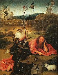 Bosch - John the Baptist