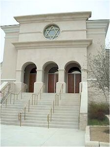 Messianic synagogue