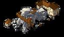 Steinbruch groß