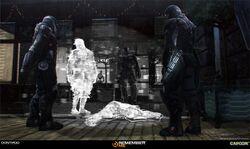 Remembrane Crime Scene Concept