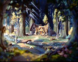 Cottage of the Seven Dwarfs