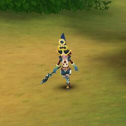 Captain clover guardsman crop
